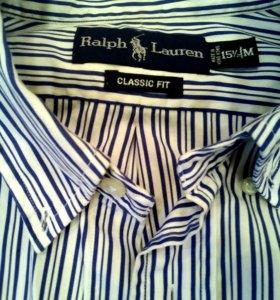 Сет из 2 рубашек PAUL SMITH и RALPH LAUREN ориги