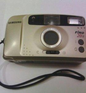 Фотоаппарат Samsung Fino 20S мыльница