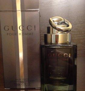 парфюм мужской Gucci Pour Homme