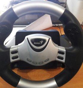 Genius Speed Wheel RV FF/Wheel