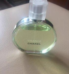 Духи оригинал Chanel Chance fresh