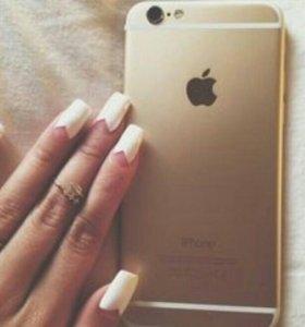 iPhone 6 128 gb б/у gold