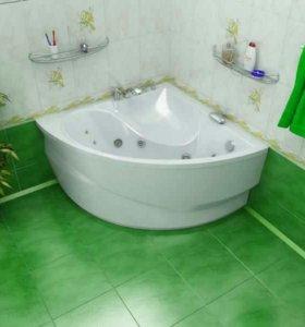 Ванна Тритон акриловая125×125