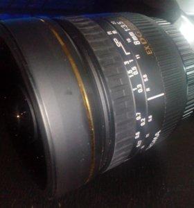 Объектив Sigma DG 8 mm f/ 3.5 EX Fisheye