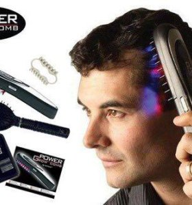 Лазерная расчёска Power Grow Comb