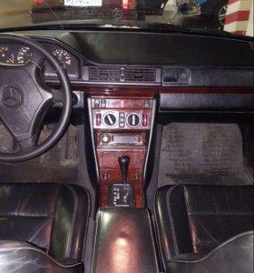 W123 Е320