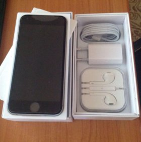 iPhone 6 (space gray)