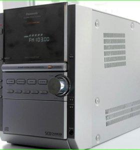 Музыкальный центр Panasonic SA-PM18