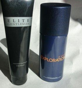 Дезодорант, крем после бритья