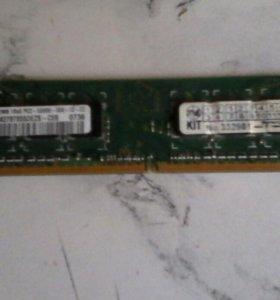 Оперативная память DDR 2(Samsung) 512 MB
