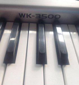 Синтезатор 76клавищ/32хнотная полифония