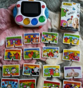 Игрушка k-magic + 16 картриджей