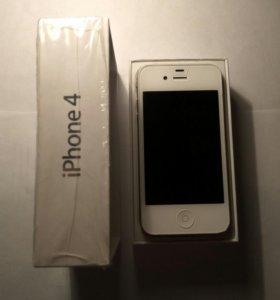 Продам iphone 4/8 gb