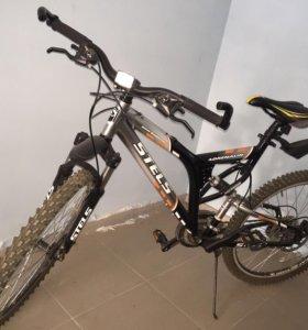 Велосипед горный stels Adrenalin