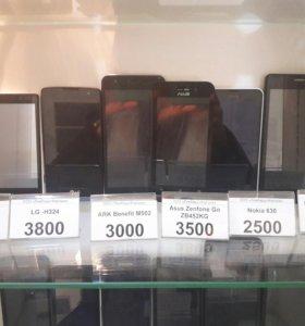 iPhone Samsung Lenovo Nokia LG