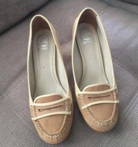 Туфли на каблуке Santini
