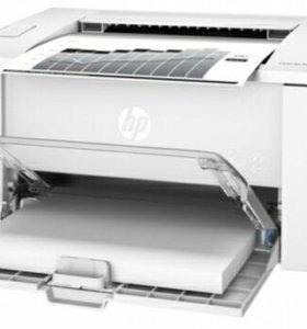 Новый лазерный принтер HP LaserJet Pro M104a