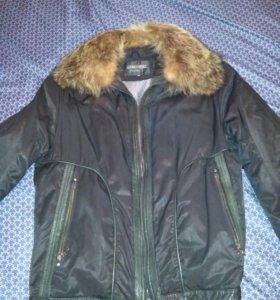 Мужская куртка 50 размер