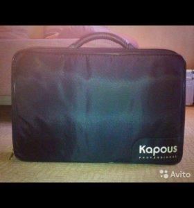 """Чемодан """"Kapous"""" для профессиональных инструментов"""