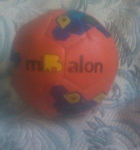 Мяч футбольный (мягкий)