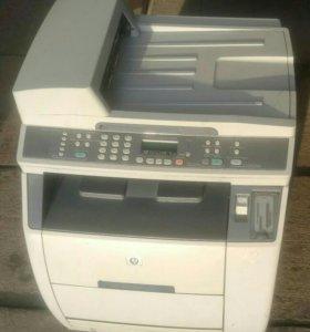Продам лазерный цветной принтер МФУ