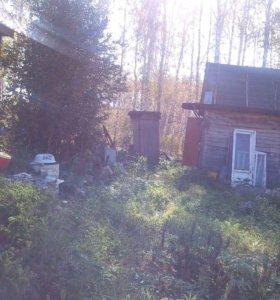 Продается земельный участок и домик