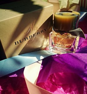Burberry MY burberry EAU DE parfum 30 мл