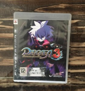 Disgaea 3 (PlayStation 3)