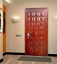 Металическая дверь 14