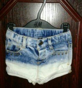 Детские джинсовые шорты Zara