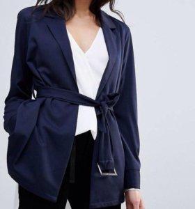 НОВАЯ!!! Куртка-пиджак Asos