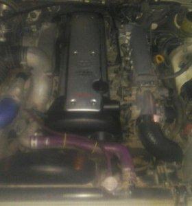 Двигатель 1 jz gte
