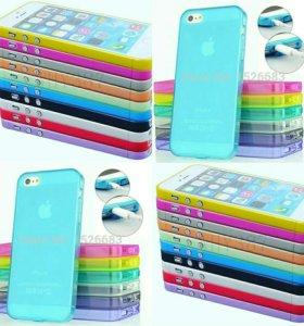 Чехлы для iPhone 4 5 6