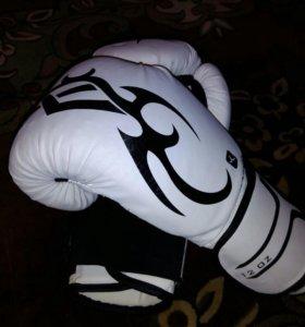 Боксерские перчатки Domyos