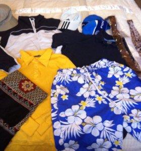 Пакет фирменной одежды 48-50