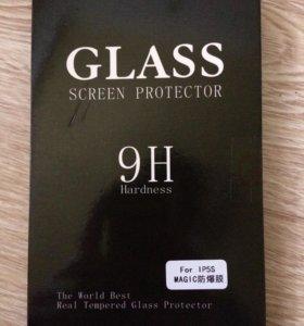 Защитное стекло iphone 5/5c/5s/se