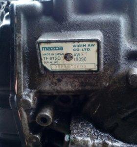 Акпп мазда сх7 полный привод 2.3 литра турбо