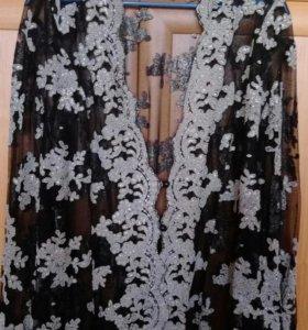 Накидка для платья