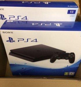 Новые Sony Play Station 4 в наличии