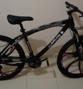Новый велосипед BMW!