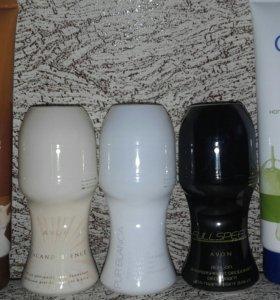 Дезодоранты и крема