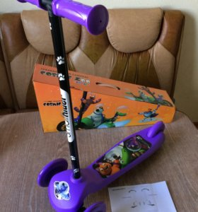 Самокат детский Cosmic Zoo Scooter