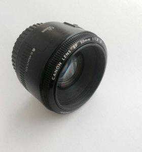 CANON EF-50MM F/1.8 II