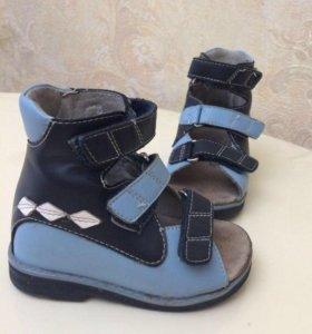 Ортопедическая детская обувь 20 размера