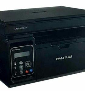 Новое лазерное МФУ Pantum
