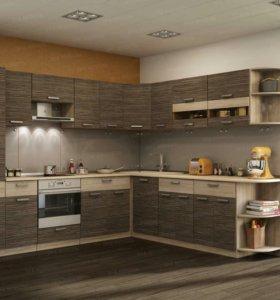 Кухня Эра 1,5м. Фабрика