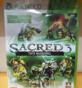 Sacred 3 X-Box 360