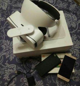 Очки виртуальной реальности Xiaomi mi vr2 glasses