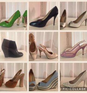 Разные туфли и босоножки по 500