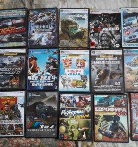 Продам 19 компьютерных игр
